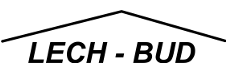 Lech-Bud Leszek Broński Logo